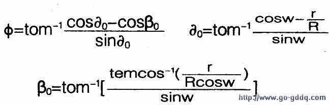 圆极化轴比公式