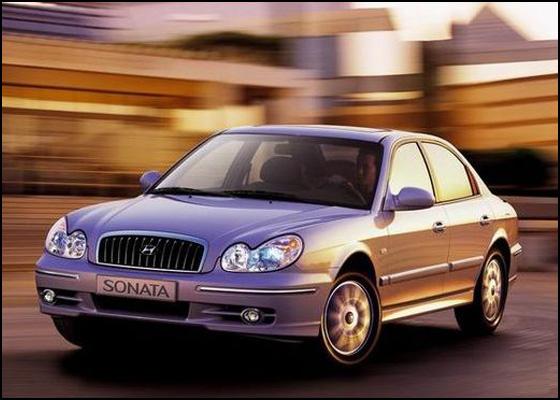现代索纳塔汽车发动机怠速不稳故障检修高清图片