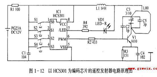 滚码遥控器原理 - 精通维修下载