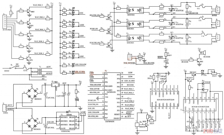 线切割高频电源图纸