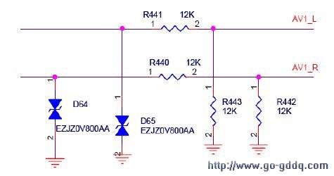 海信LED19T28液晶彩电主板电路分析图片