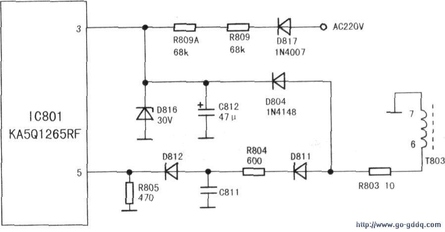 TCL王牌HiD2912829128H数字高清图纸雷击后,不改成纸彩电模eva图片