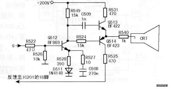 创维29t61ht高清彩电(6d90机芯)