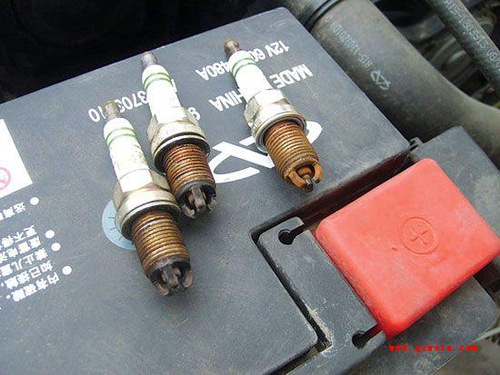 奇瑞旗云发动机冷却液温度高高清图片