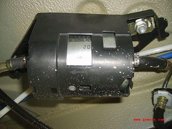 奇瑞旗云发动机冷却液温度高