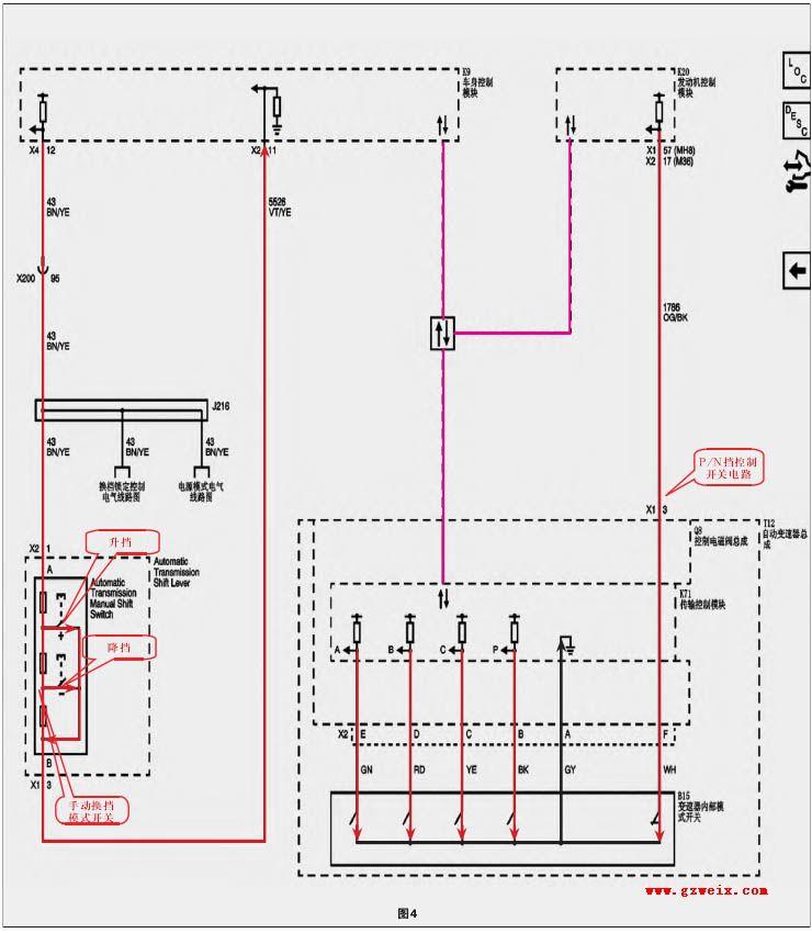 控制电磁阀总成没有可维修的零件.图片