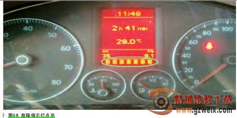 分析奥迪车系自动变速器常见故障