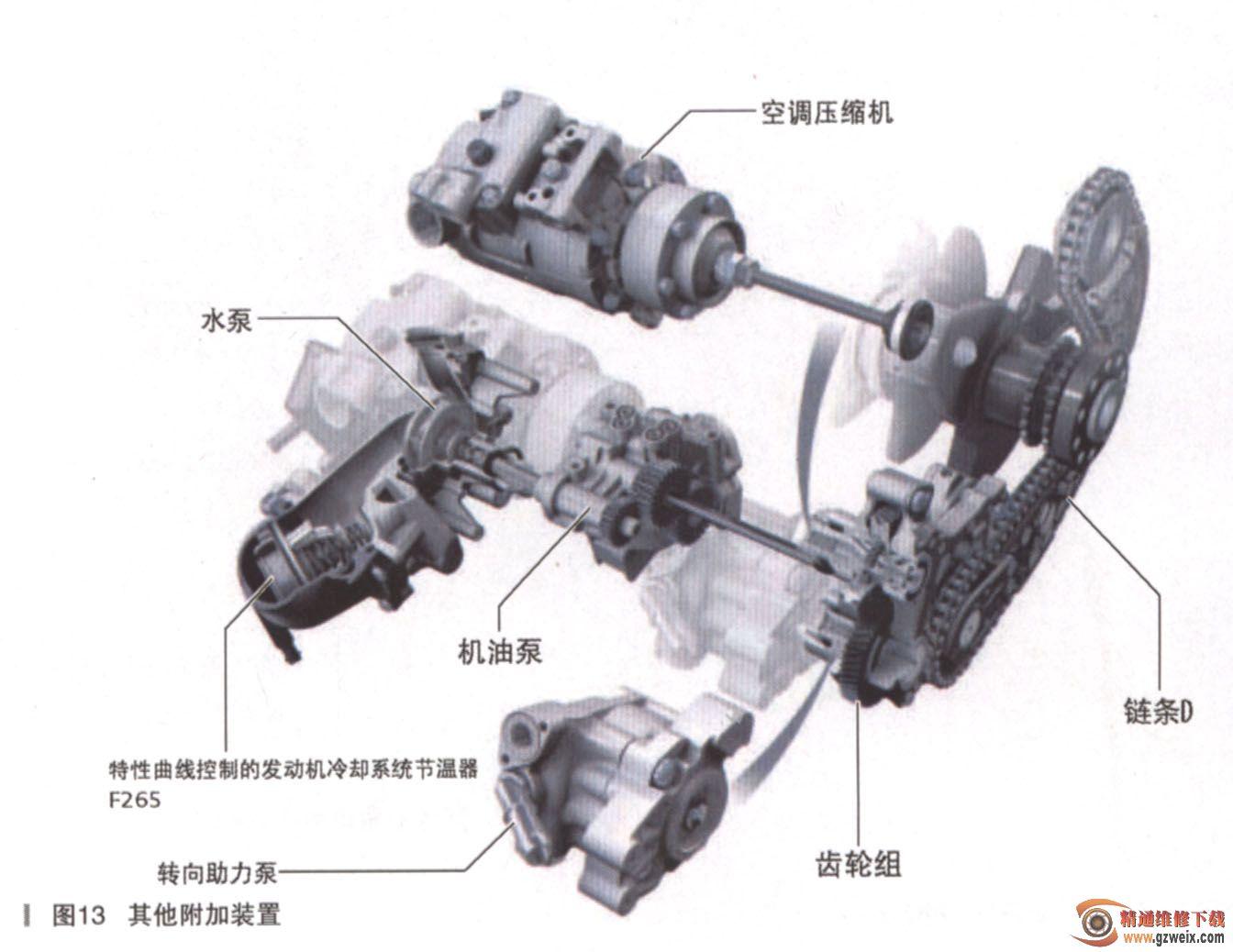 招聘奥迪4.0T发动机新技术(二)学徒平面设计广告剖析图片