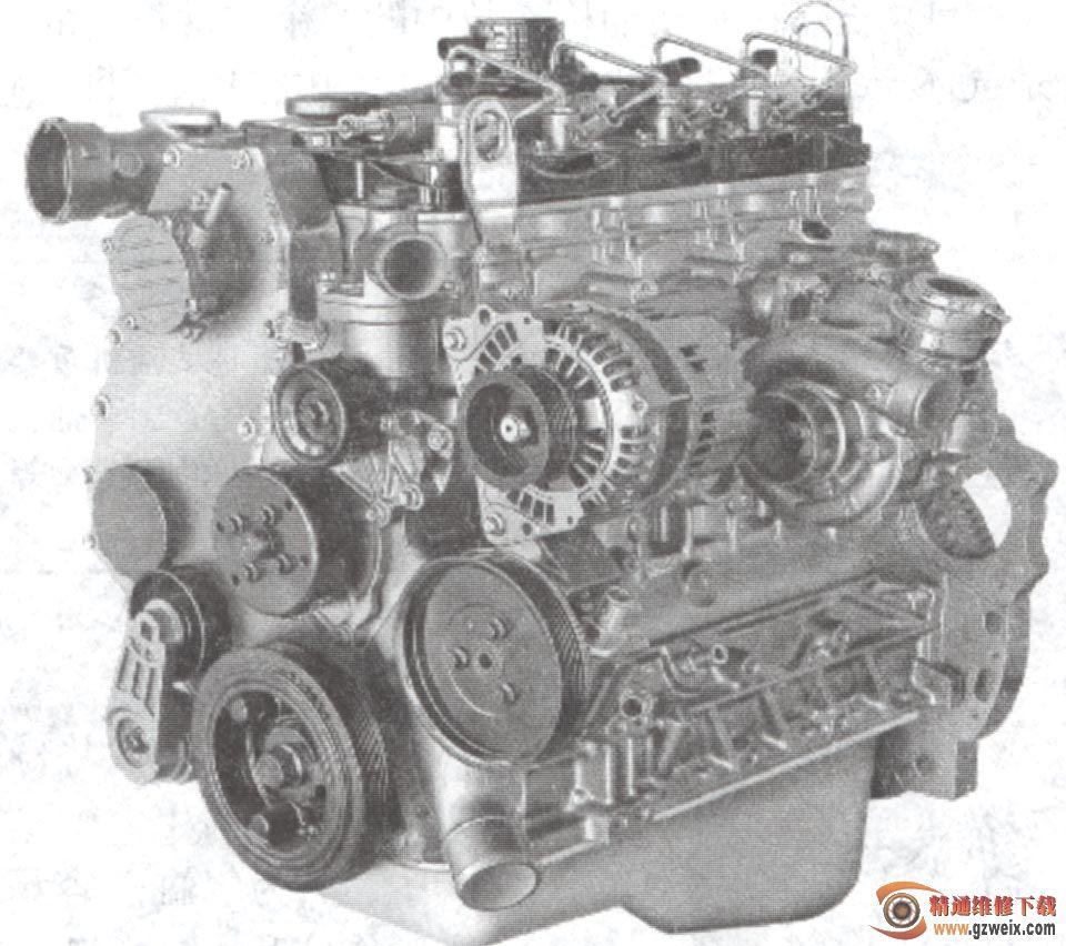 常用的柴油机气缸工作术语有哪些?图片