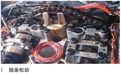 奥迪A6发动机抖动 行驶无力 转速无规律上升高清图片