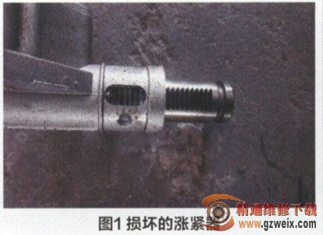 ①控制凸轮轴和凸轮轴正时机油控制阀图片