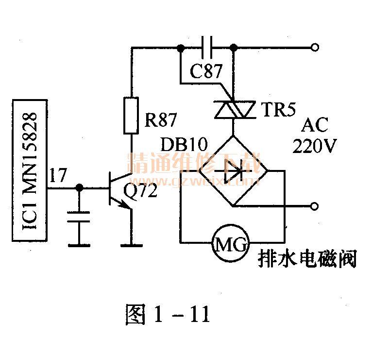 海棠xpb30-2型全自动洗衣机