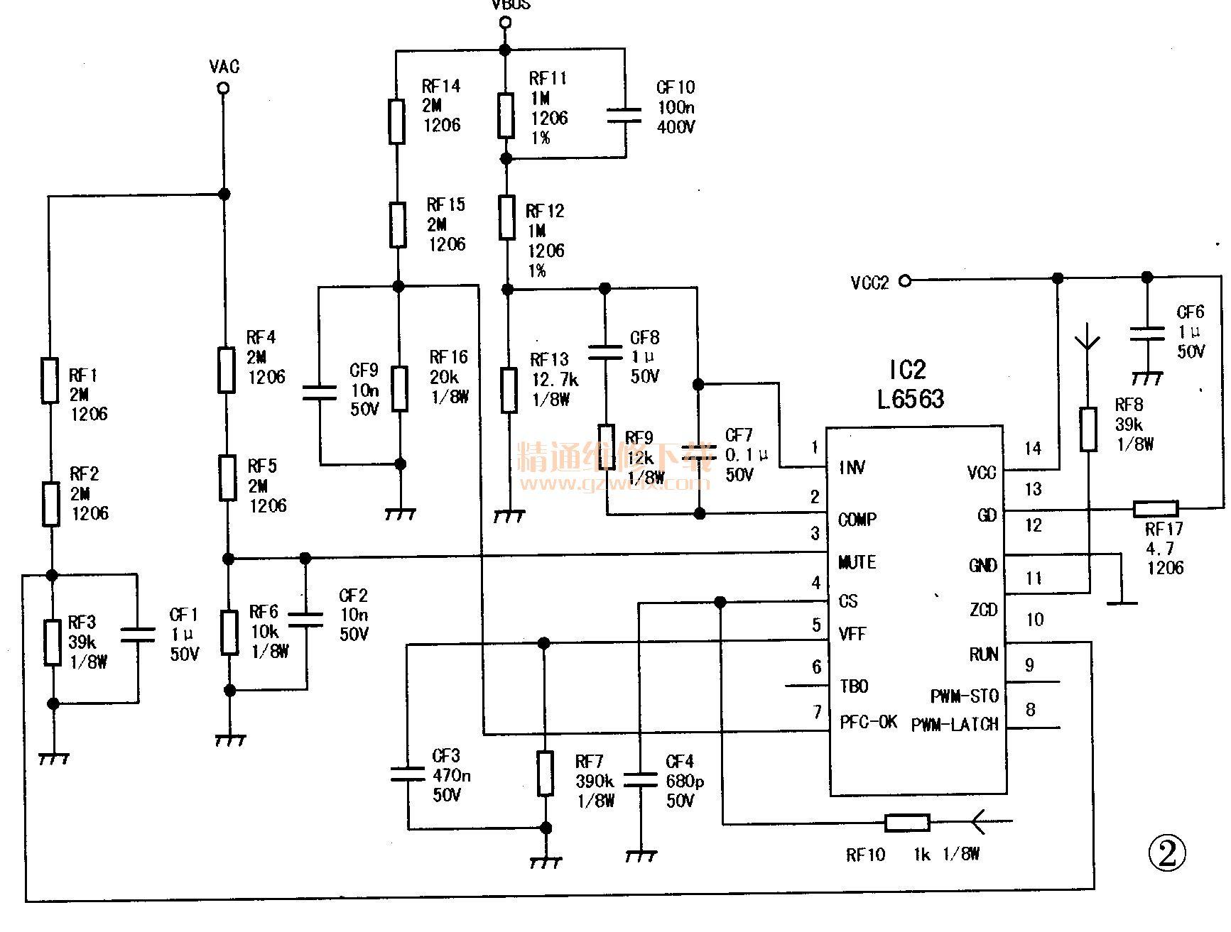 板图纸康佳电视电源板图纸创维电视电源板图纸;