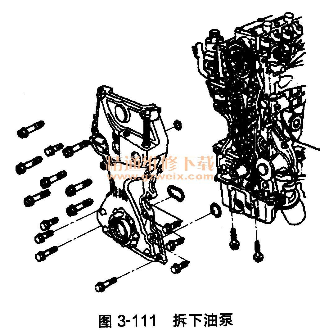 【汽车正时】本田思铂睿发动机(r20a3型)正时链条的安装方法