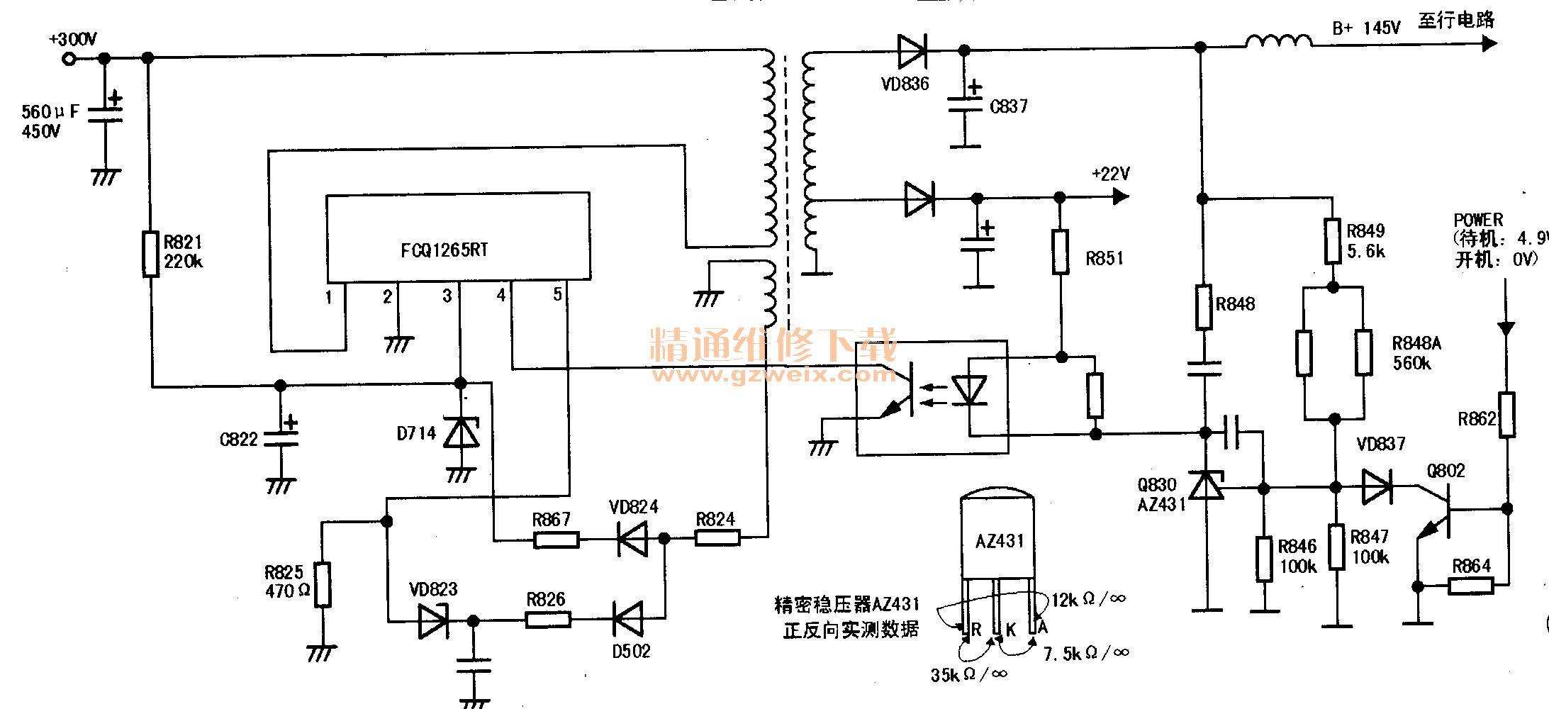 长虹CHD29366高清CRT彩电不包月图纸布开机图片