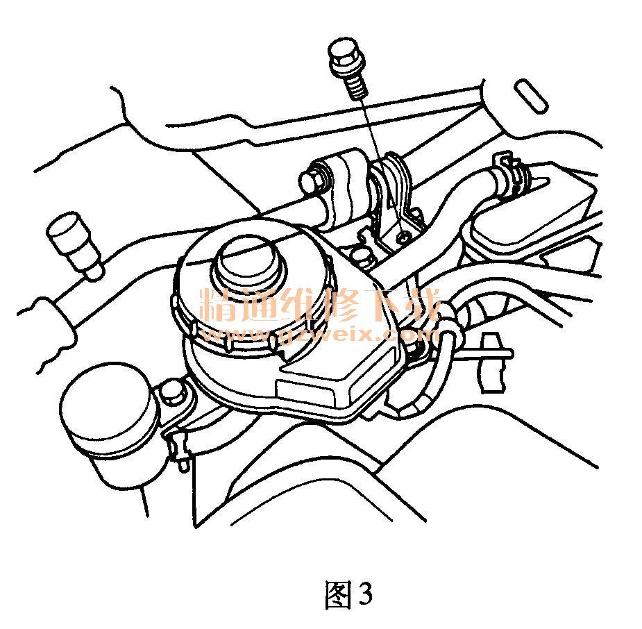 本田飞度(1.3l l13z1)发动机正时校对方法