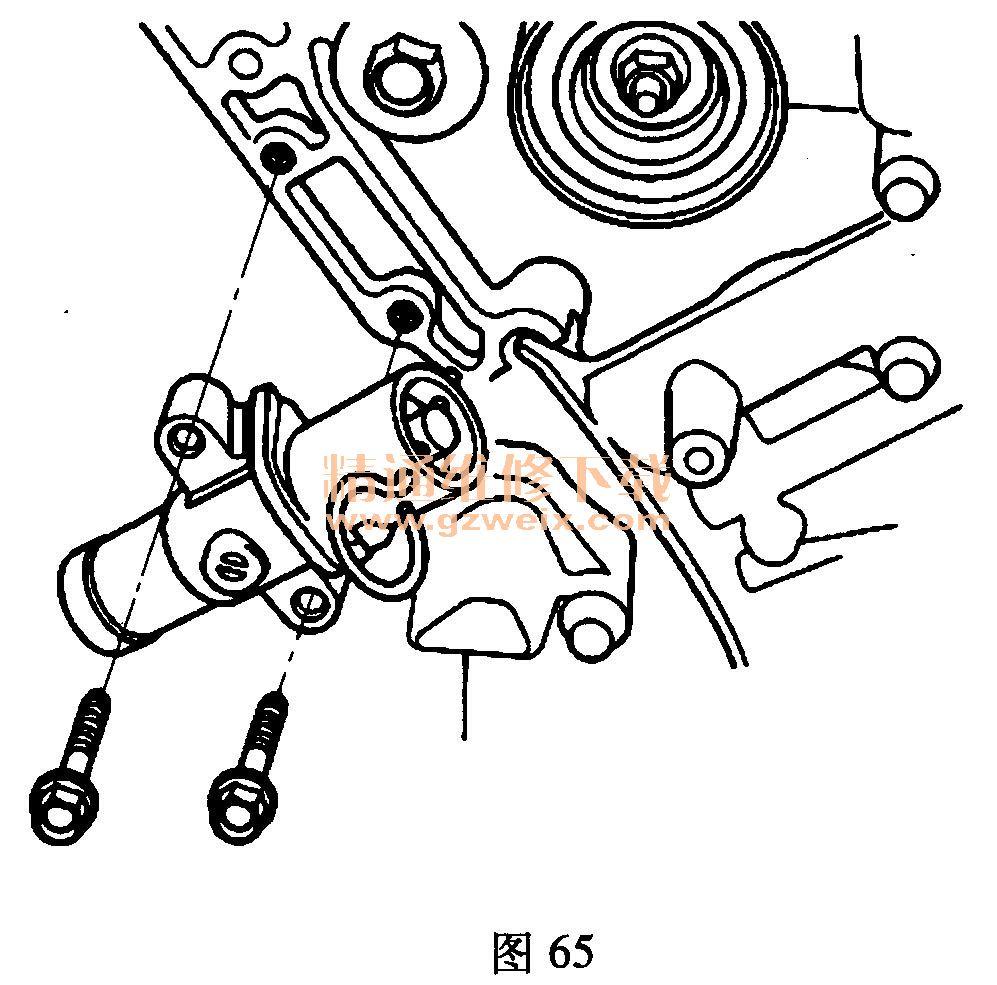 雅阁汽车手绘图