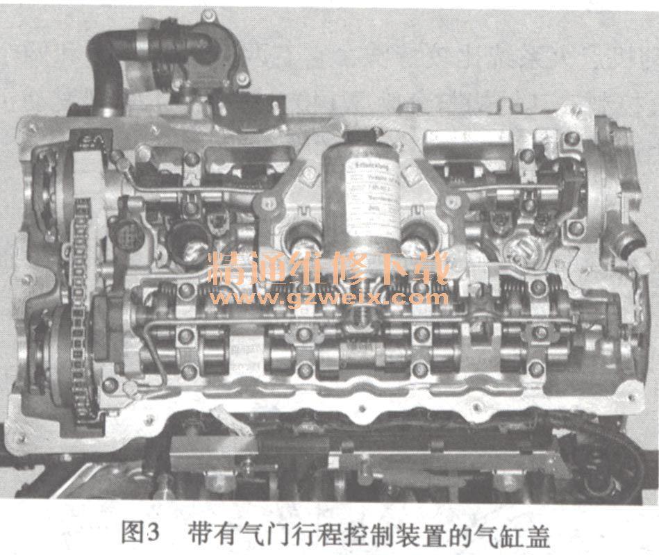 剖析宝马车系发动机结构特点及检修要点