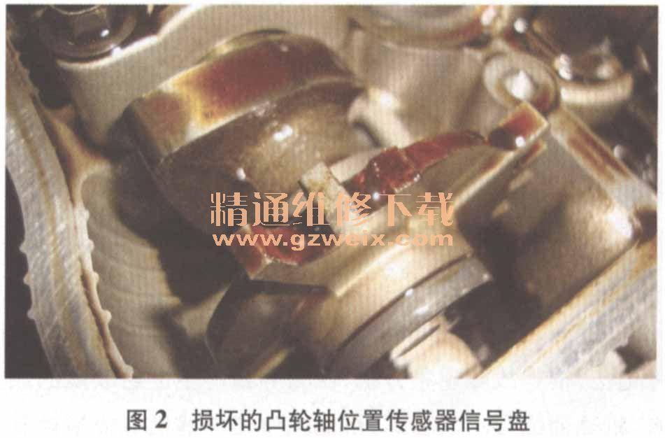 日产骊威轿车发动机无法启动