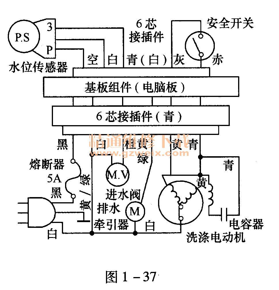 三洋xqb55-118型全自动洗衣机