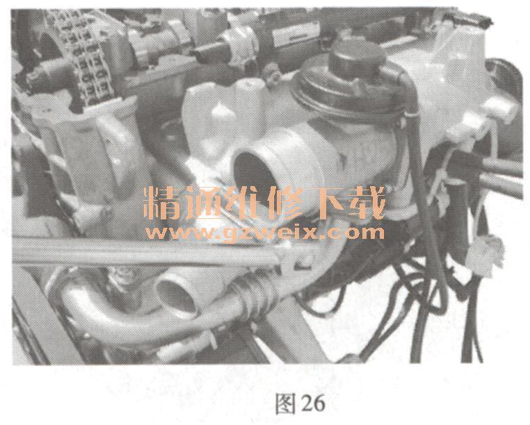 dohc共轨柴油发动机正时校对方法