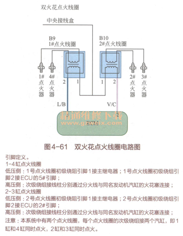 电弧打火机电路图_新手篇—轻松看懂汽车电路图(中) - 精通维修下载