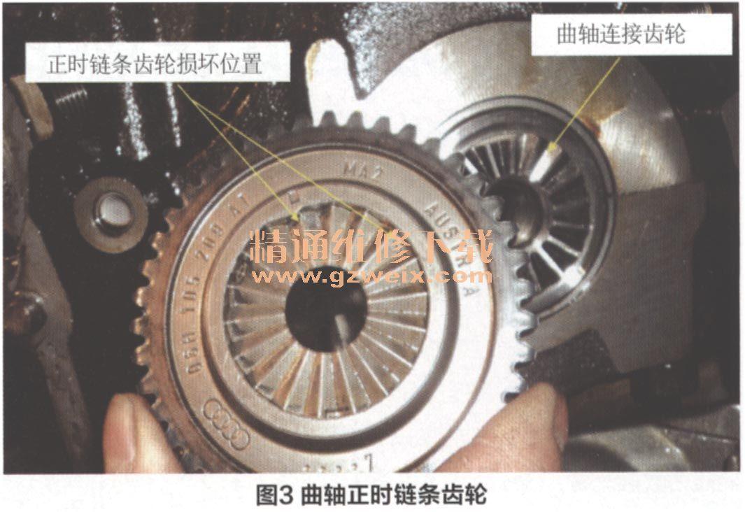 一辆行驶里程约2.8万km,配备EA888型1.8TSI缸内直喷发动机和7挡DSG变速器的2011年上海大众全新帕萨特(NMS)轿车。用户反映:该车发动机故障灯点亮。 接车后,首先使用大众汽车诊断仪器VAS 5051B对发动机电控单元进行自诊断检查,读取故障码为00136,含义是燃油油轨/系统压力过高。