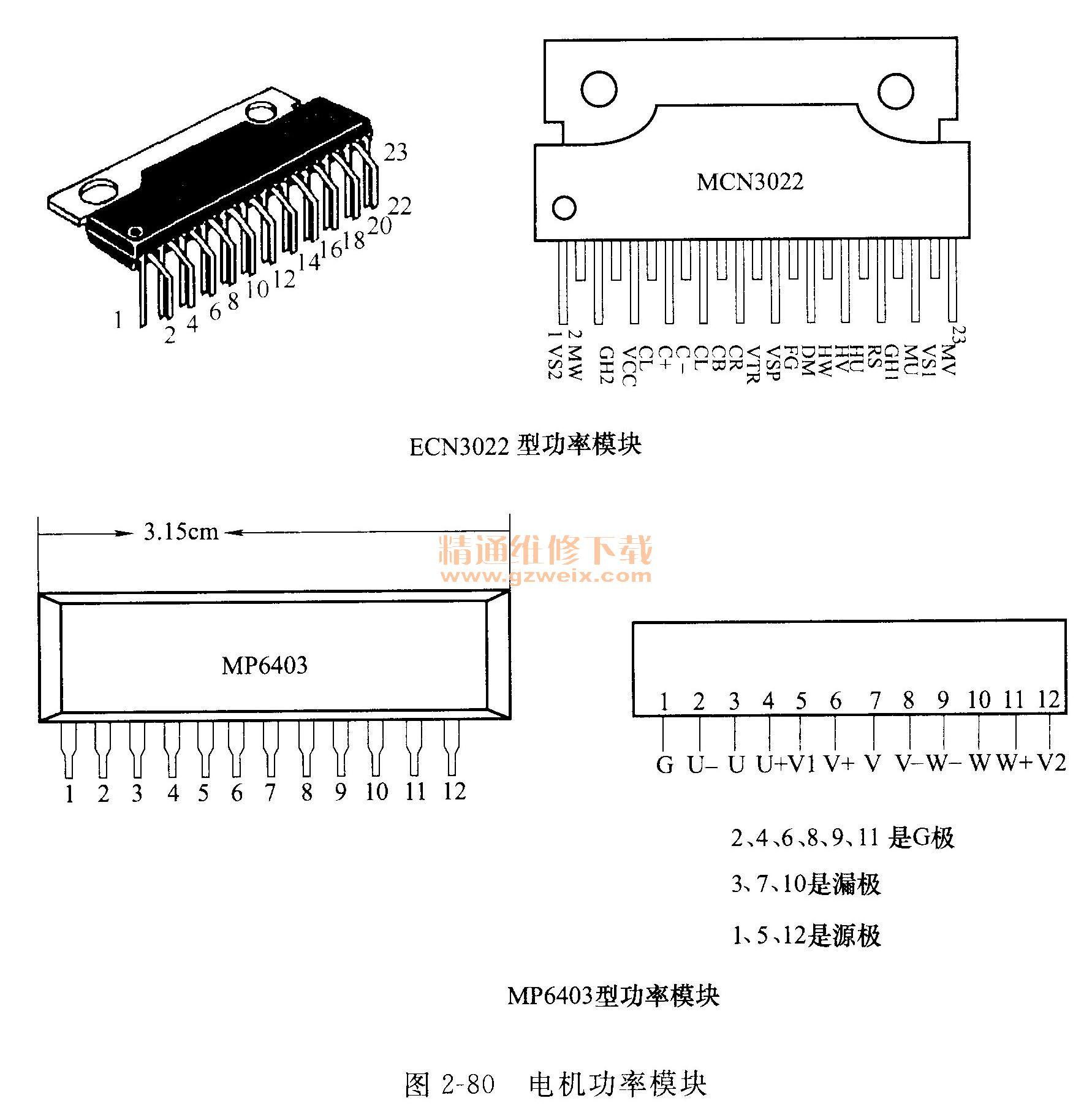 部六个IGBT组成的三个桥电路,要求这六个IGBT每个周期内导通/截图片