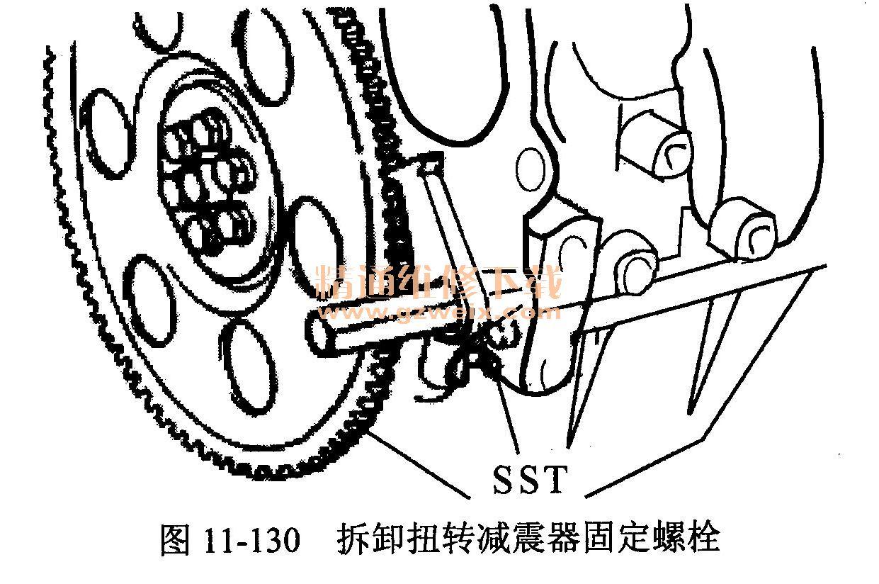 奇瑞开瑞优优(sqr472wf/c型发动机)正时校对方法