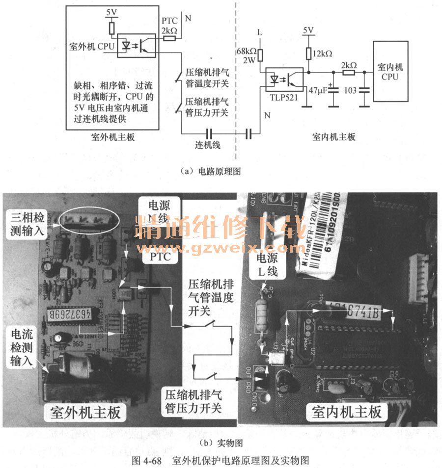 看图学习维修空调器电路板(上)
