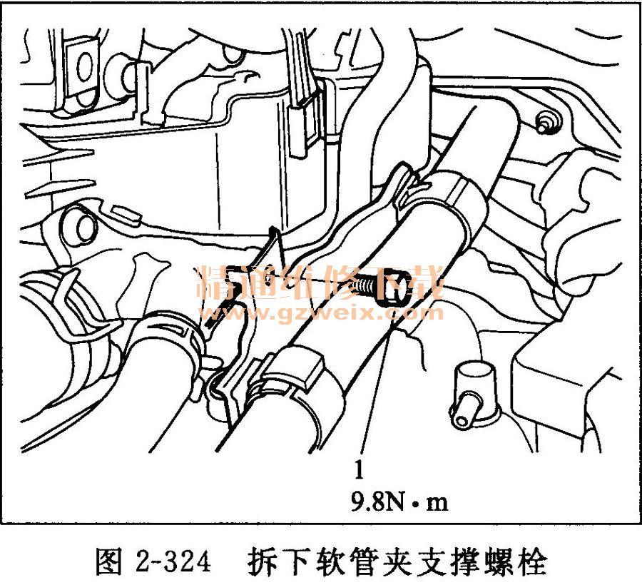看图学习本田锋范/飞度发动机拆装及维修