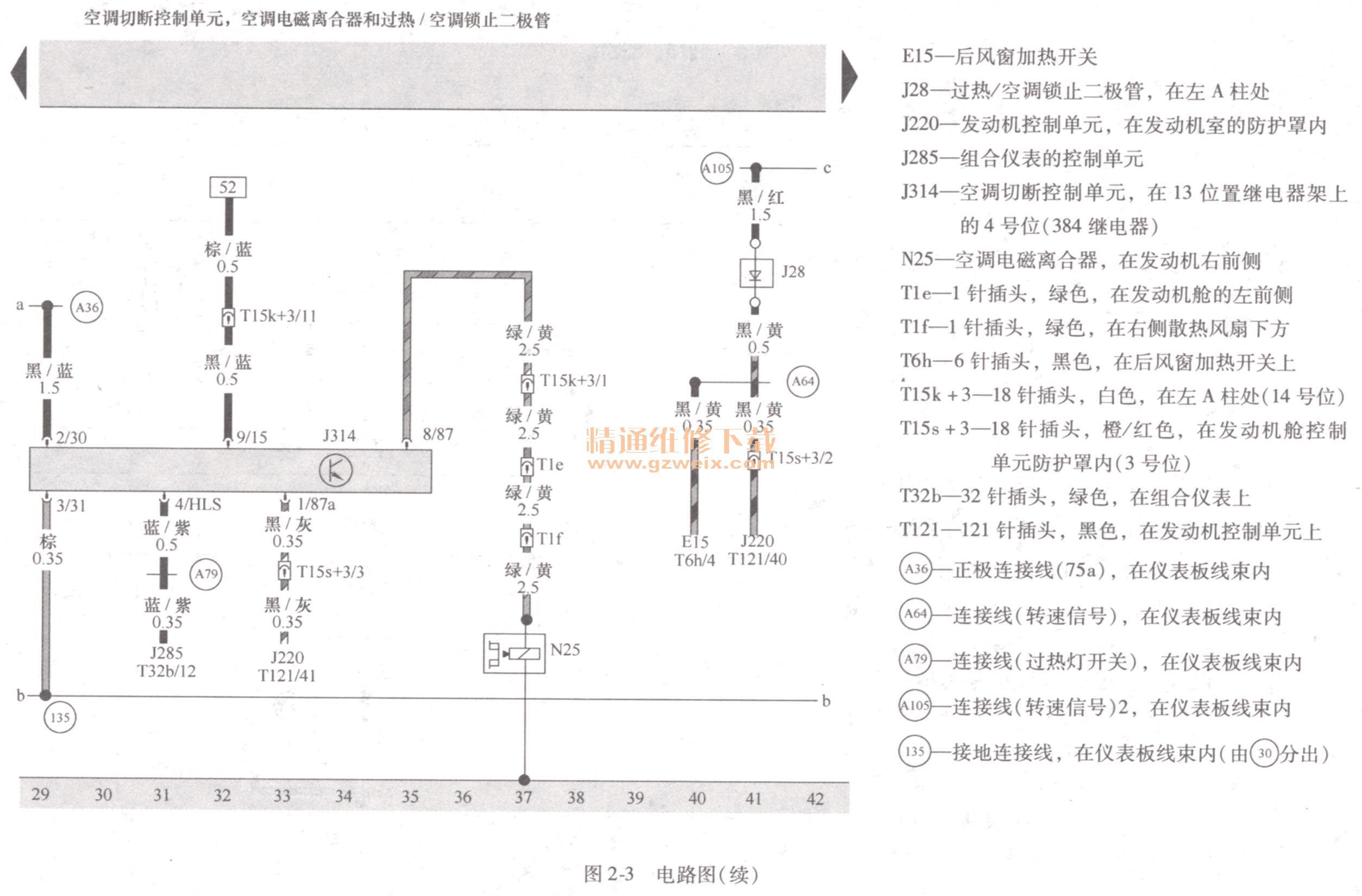 空调电流怎么测量图解