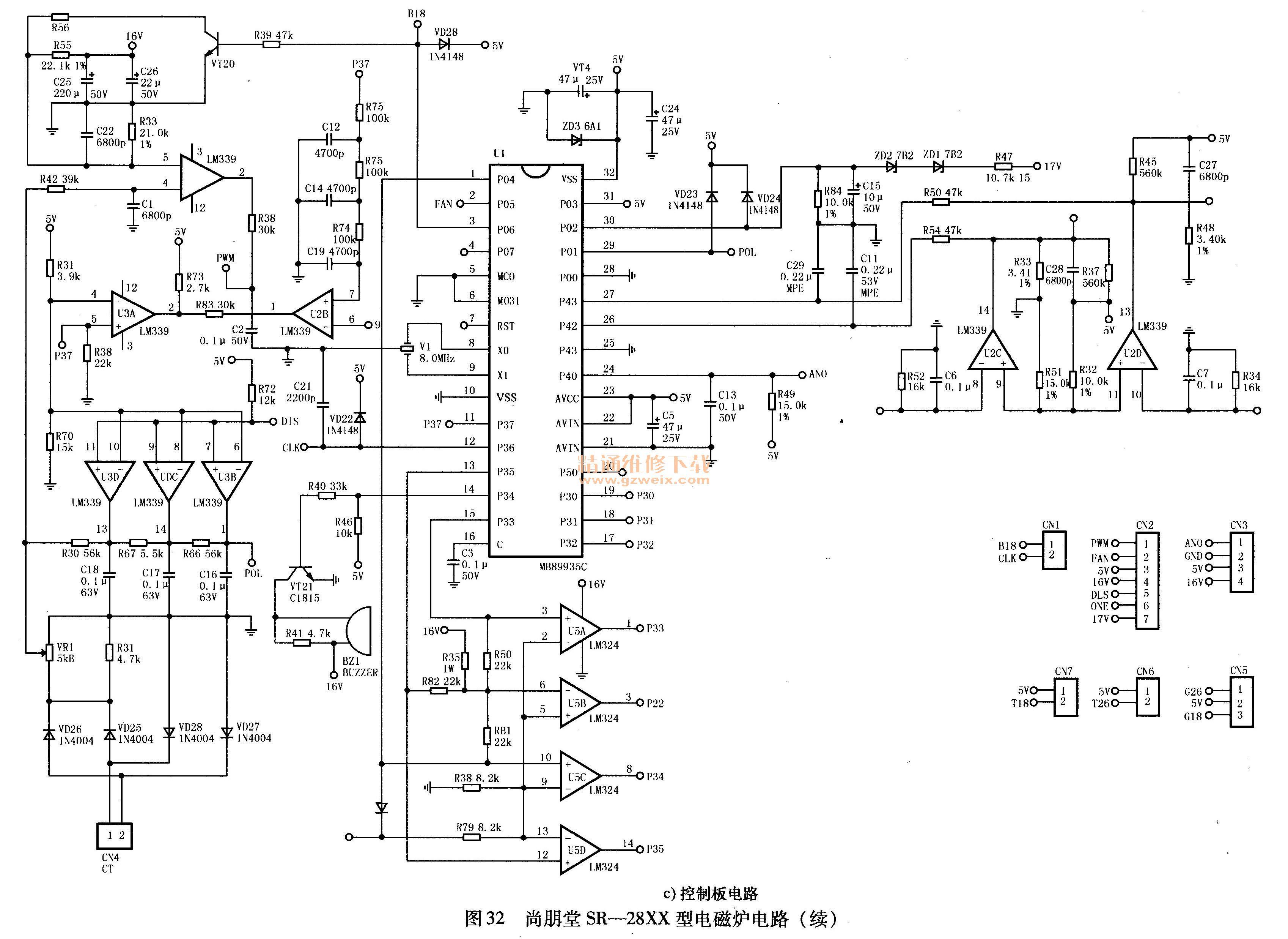 资料篇—电磁炉常用集成电路