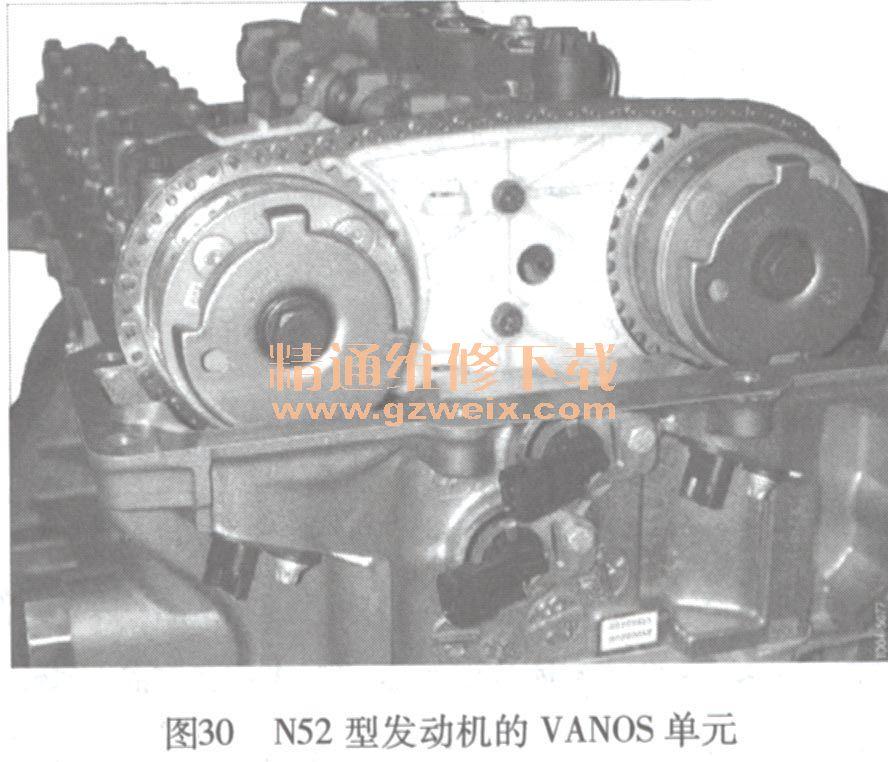 宝马530i轿车发动机抖动 加速不良高清图片