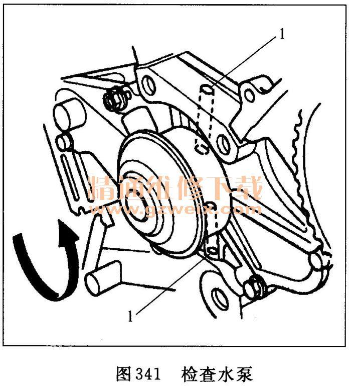 看图学习本田雅阁/歌诗图发动机拆装及维修图片