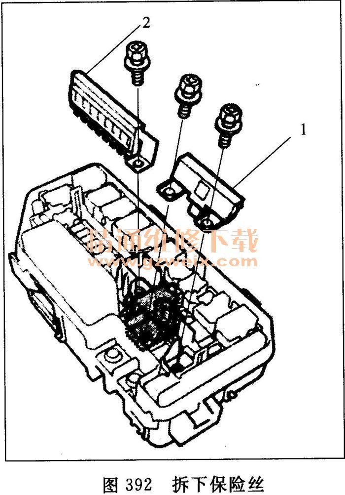 点火开关lock_看图学习本田雅阁/歌诗图发动机拆装及维修 - 精通维修下载