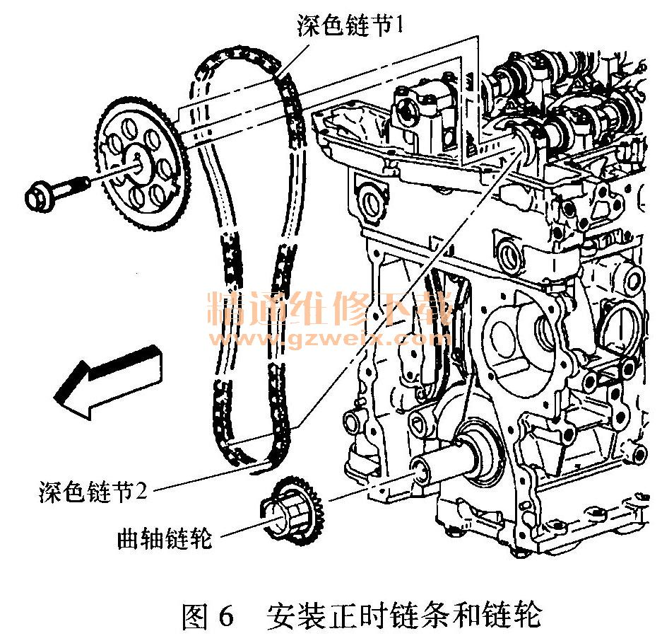 service manual  how to time a 2008 hummer h3 cam shaft