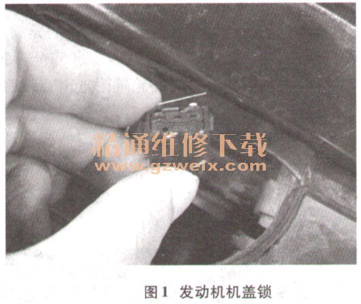 奥迪Q5电子机油尺显示不准高清图片