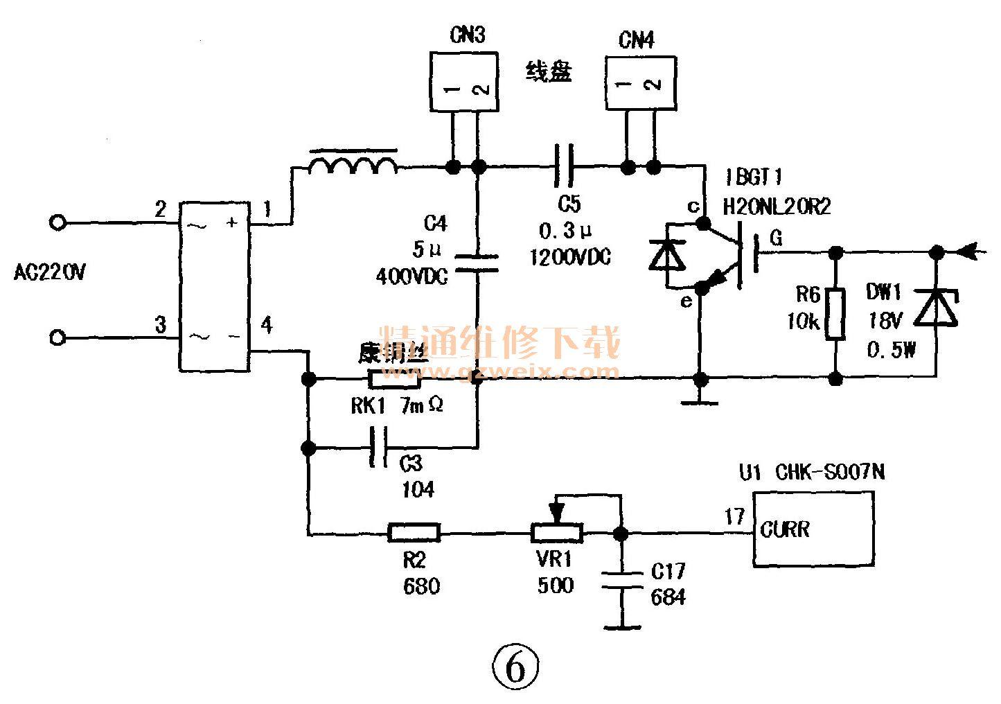 网络机顶盒主板图讲解_大功率电磁炒炉_电磁炉主板电路图讲解