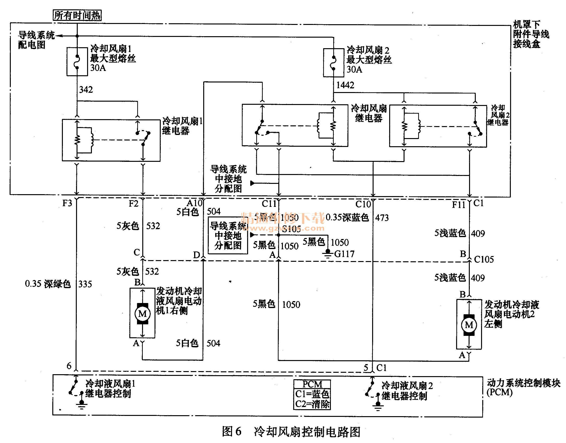 别克GL8发动机机械及控制系统故障实例高清图片