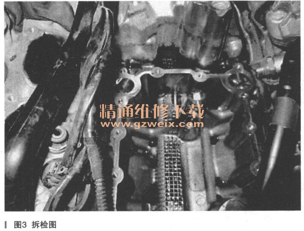 奥迪a8(d4)轿车发动机异响 奥迪汽车维修