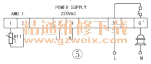 维修/电子温控器锁定及解锁:1.在3分钟内,如果没有任何按键的操作...