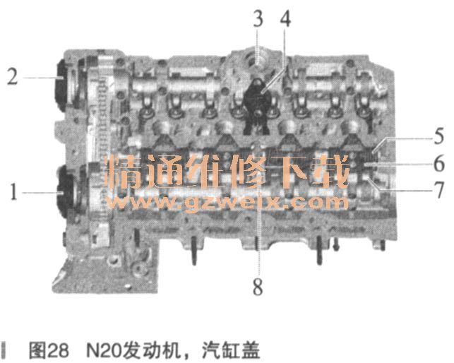 剖析宝马n20发动机新技术