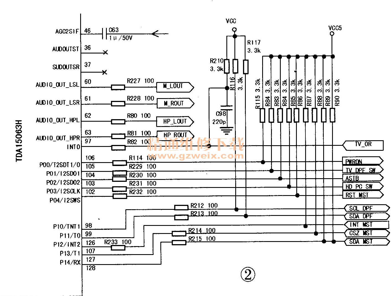 长虹lt3263x液晶彩电开关电源原理与维修(上)