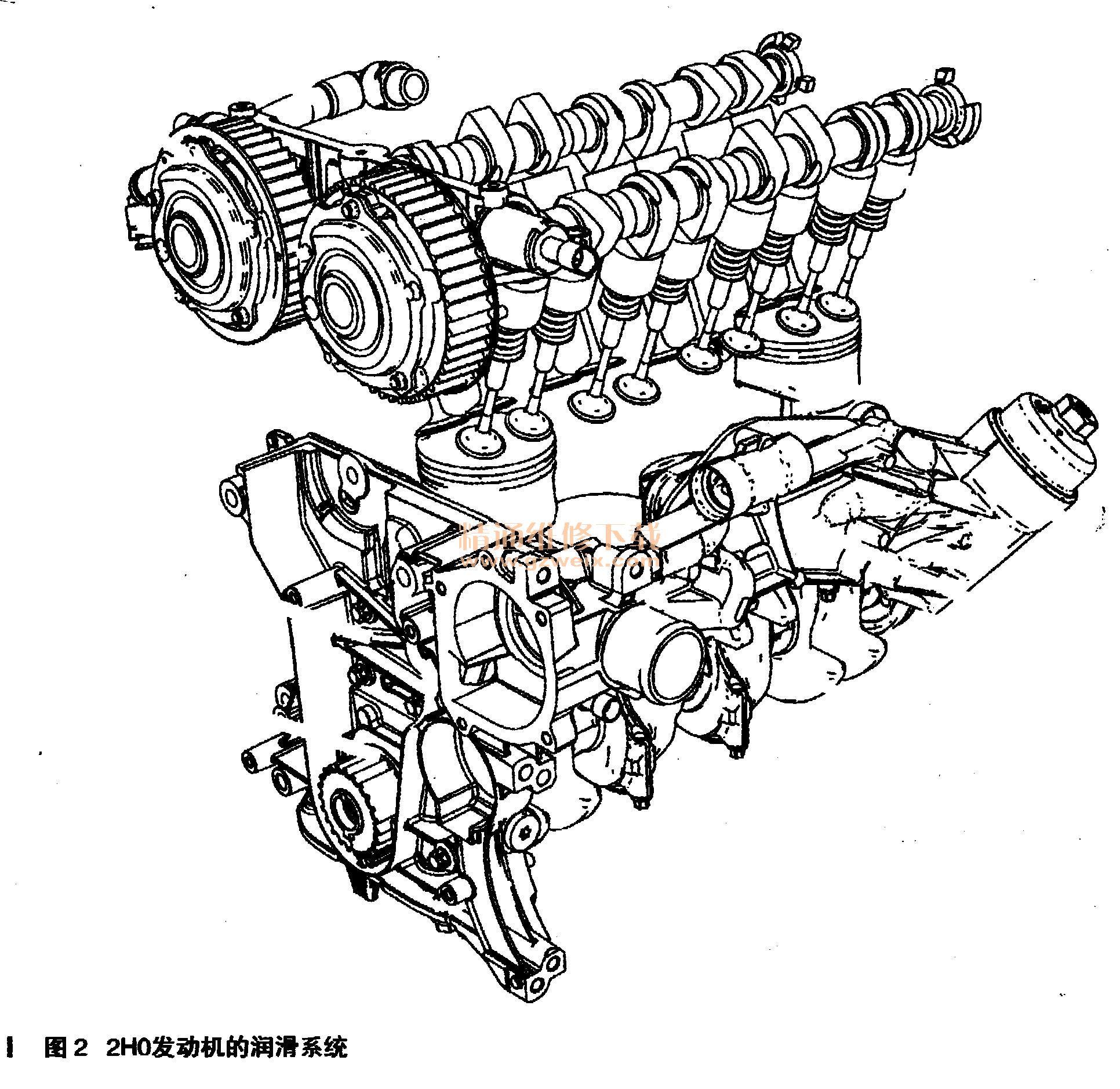 景程1.8曲轴传感器图