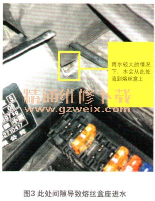 斯柯达明锐发动机舱内的电子扇常转高清图片