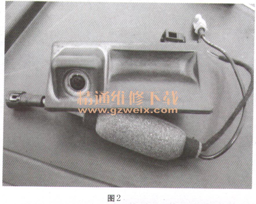 奥迪Q5倒车有时无影像有时MMI屏影像闪屏高清图片