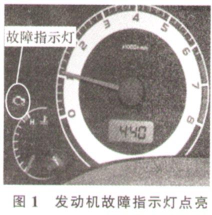 丰田卡罗拉1.6GL 1ZR发动机抖动故障排除高清图片