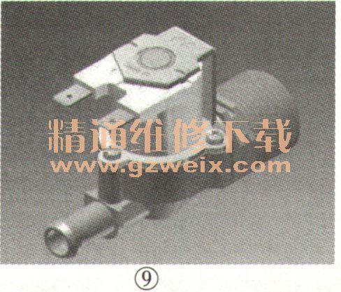 滚筒洗衣机的结构与工作原理图片