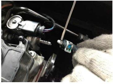 检查凸轮轴驱动图片